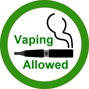 vaping logo 300x300 Two New Scientific Articles Recognize the Potential of Electronic Cigarettes as Smoking Cessation and Reduction Aids